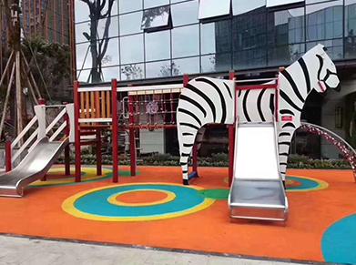 幼儿园非标定制游乐设施组合